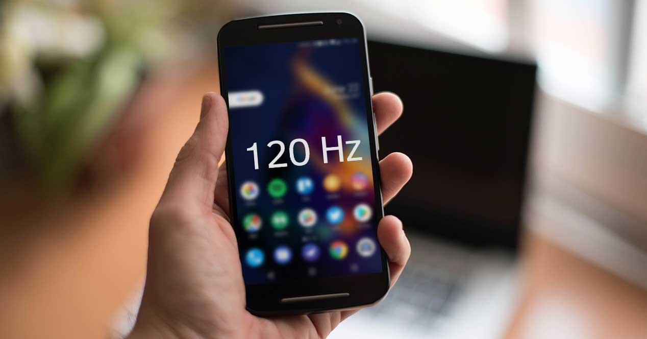 movil 120 hz