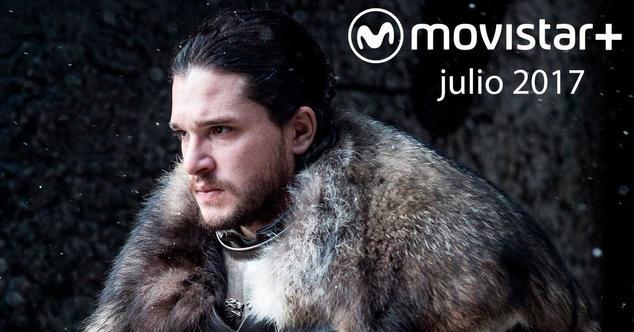 Estrenos Movistar+ julio 2017