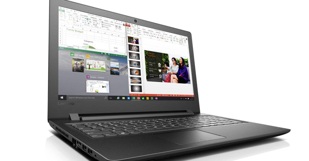 Oferta portátil Lenovo en Amazon