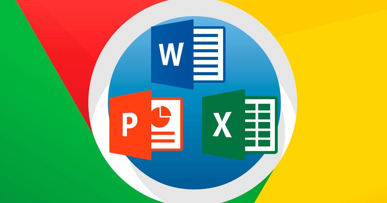 Cómo ver documentos de Microsoft Office en Google Chrome