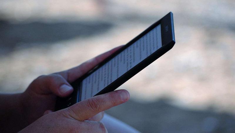 Piratería de libros libros digitales