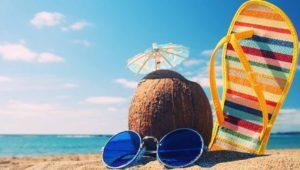 Apps para saber la radiación ultravioleta en la playa