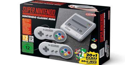 Super Nintendo Classic en preventa