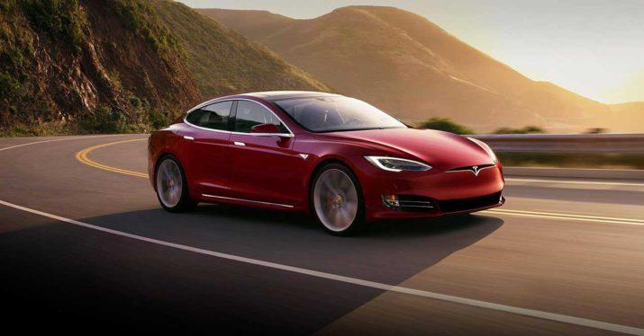 tesla model s coches electricos