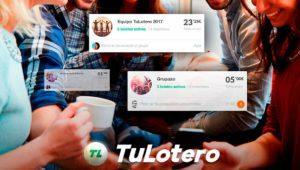 TuLotero permite jugar en grupos y se convierte en la primera app con esta función