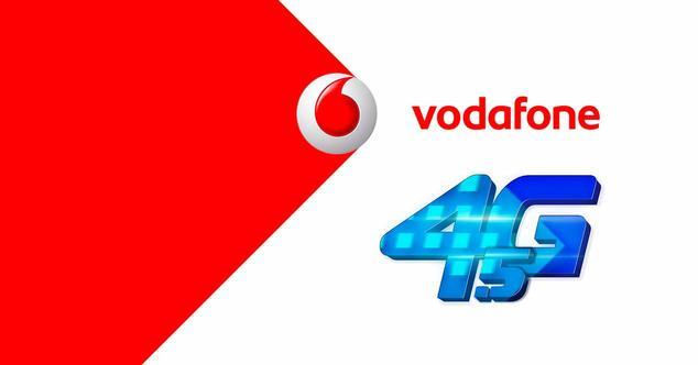 vodafone 4,5G