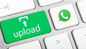 WhatsApp ya permite enviar cualquier formato de archivo