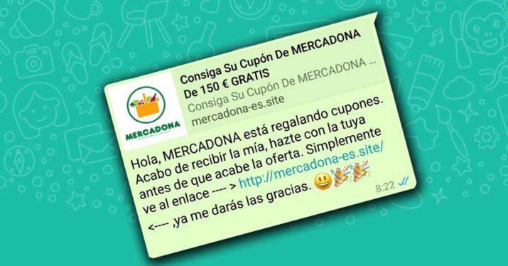 whatsapp mercadona