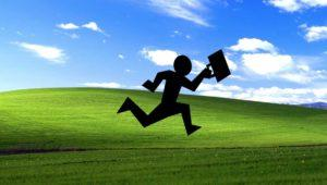 Windows XP pierde la mitad de usuarios en un año, y Windows 7 sigue dominando