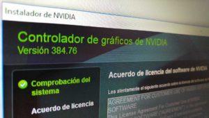 """Cómo instalar los drivers de NVIDIA sin ningún """"extra"""" escondido"""