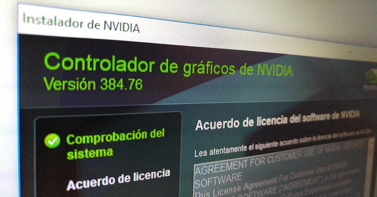 NVIDIA-drivers