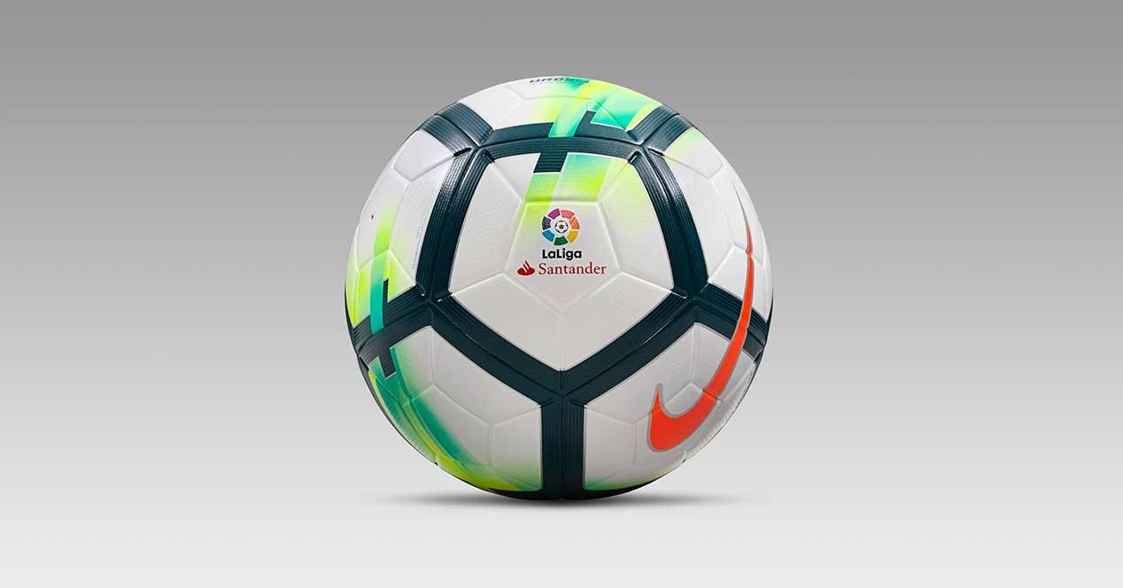 balon liga 2017 2018 nike futbol