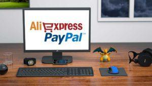 AliExpress ya acepta PayPal, pero con condiciones