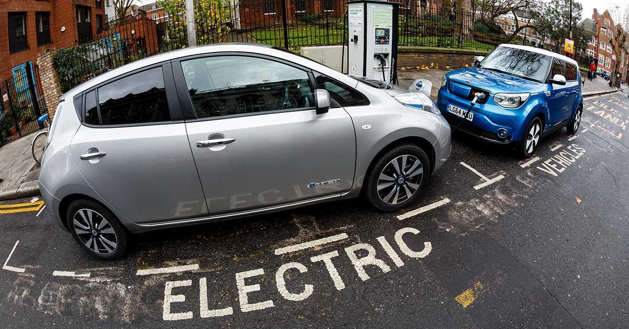 reino unido coches electricos 2040