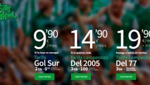 Llega Betis Móvil, la primera OMV de un club de fútbol en España