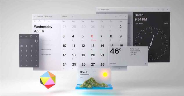 Ver noticia 'Fluent Design llega a la aplicación Xbox por primera vez'