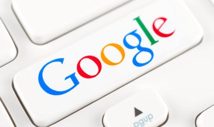 Google interfaz