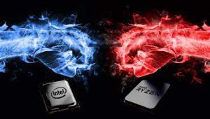 AMD le come un 5,6% de mercado a Intel en sólo un trimestre: ¿el mayor crecimiento en su historia?