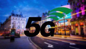 Reino Unido se prepara para subastar las frecuencias del 5G