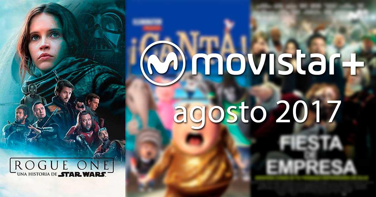 estrenos Movistar+ agosto 2017