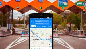 Cómo evitar los peajes estas vacaciones con Google Maps