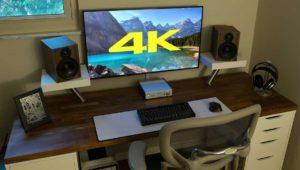 Las 4 maneras de ver contenido 4K en el PC