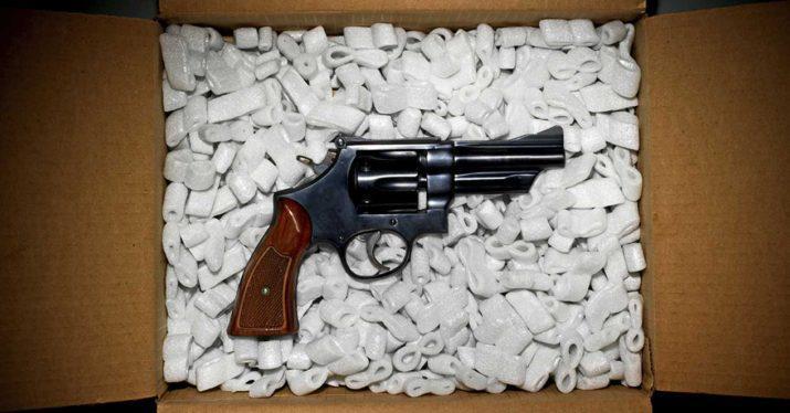 pistola-envio dark web