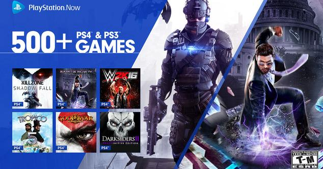 playstation now ps4 pc