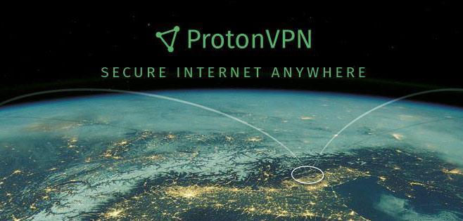 Seguridad ProtonMail ProtonVPN