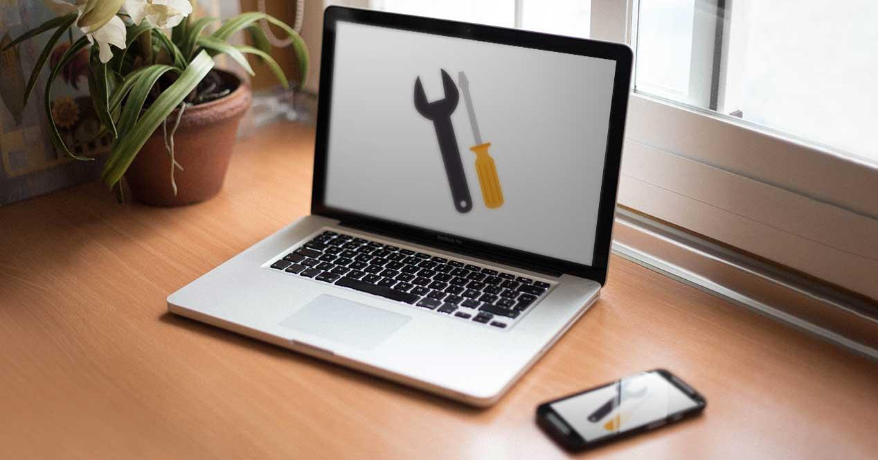 reparar movil portatil