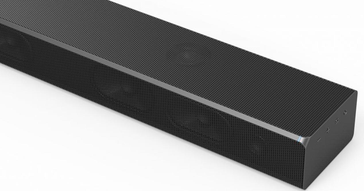 samsung barra sonido