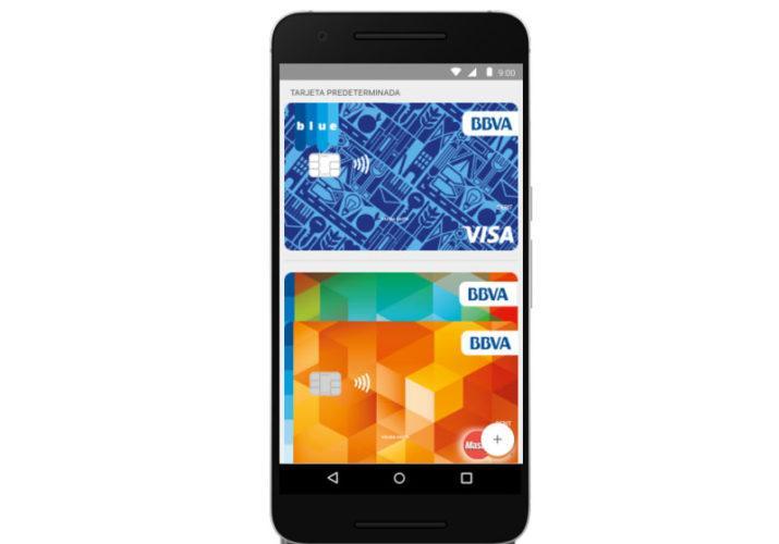 BBVA Android Pay