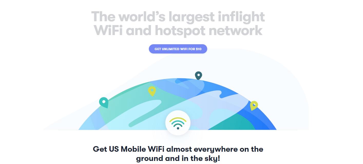 Us Mobile Anuncia El Acceso Ilimitado A Wifi En 20