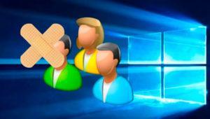Cómo activar o desactivar una cuenta de usuario en Windows 10