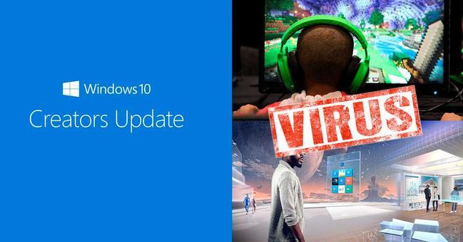 Ver noticia 'Los mejores antivirus de 2017 para Windows 10 Creators Update'