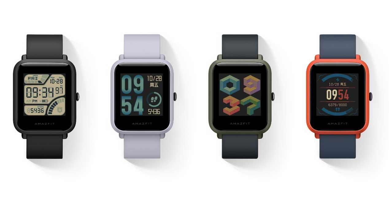 AmazFit Bip: el reloj deportivo barato de Xiaomi con GPS y pulsómetro