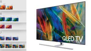 Nuevos modelos Smart TV Samsung QLED Q8F y The Frame