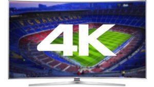 Orange y Vodafone ofrecen en 4K todos los partidos de Liga de Madrid y Barça