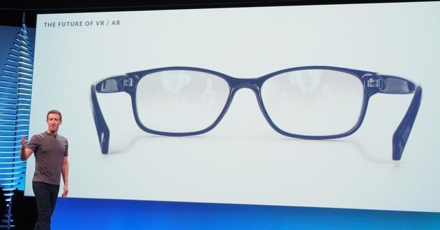 Facebook realidad aumentada