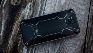 AGM X2, un smartphone ultra resistente de película