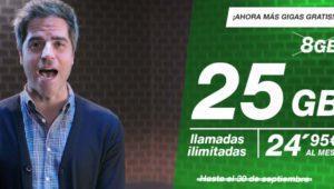 Amena hace definitivos sus gigas gratis del verano: más Internet, mismo precio