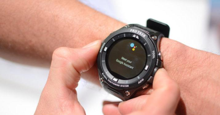 Android Wear Google Assistant