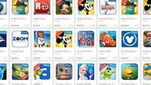 Disney, demandada por 'espiar' a los niños con sus apps Android y iOS