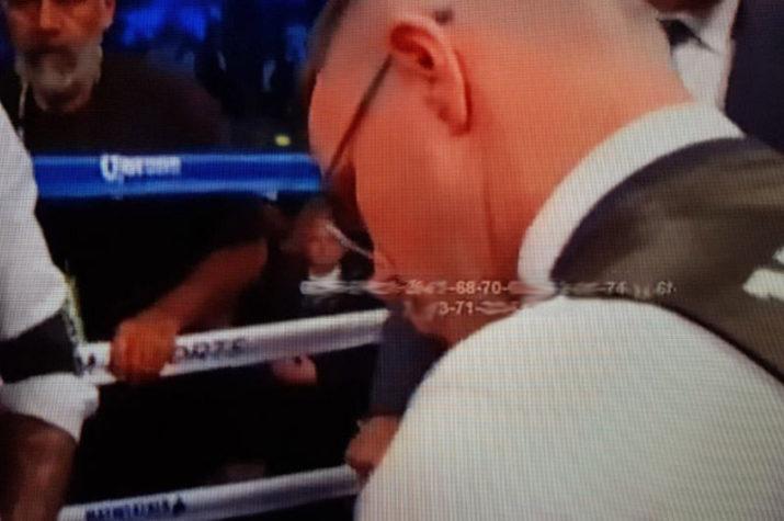 Emisión pirata boxeo
