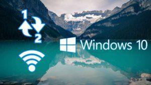 Cómo cambiar el orden de prioridad de la red WiFi a la que te conectas en Windows 10