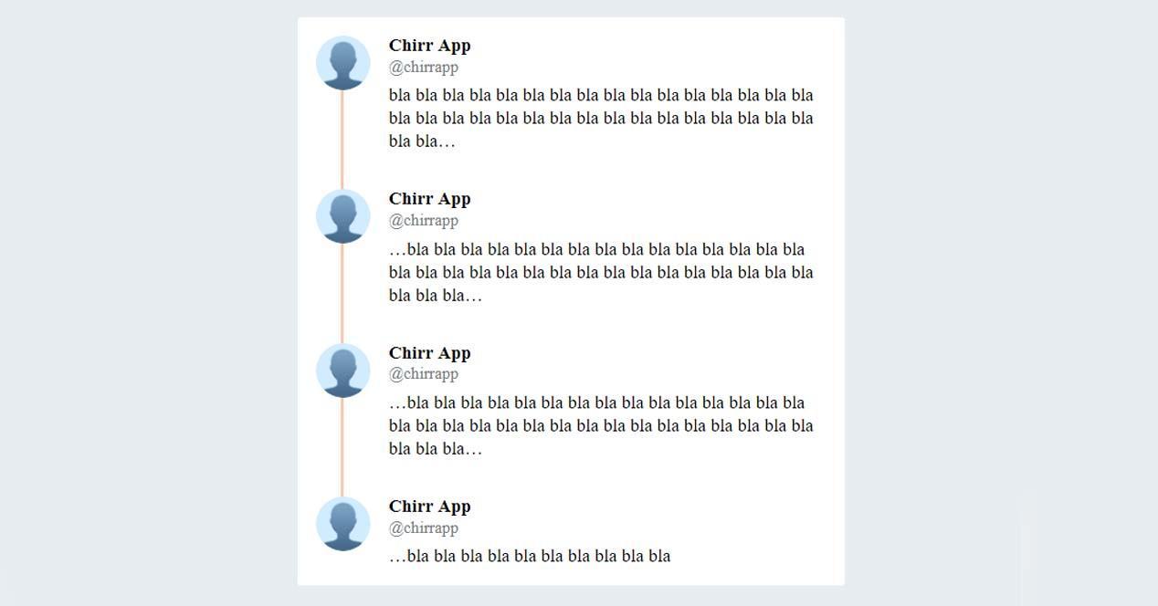 chirr app