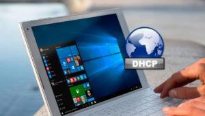 Cómo solucionar el error DHCP no está activado en Windows 10