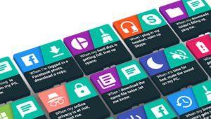 Configura acciones automáticas en Windows con Ellp, el IFTTT para ordenador