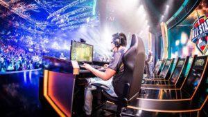 Los videojuegos podrían llegar a las Olimpiadas en 2024