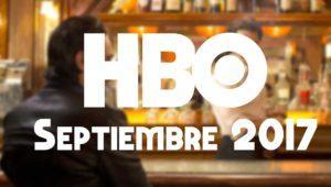 Estrenos HBO septiembre 2017 en España: series y películas
